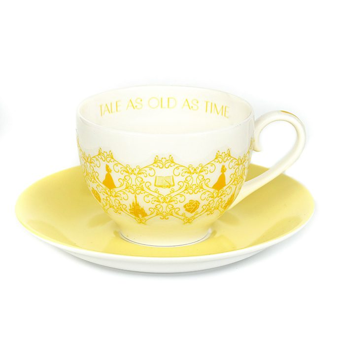 English Ladies Co. Bone China Belle Tea Cup and Saucer