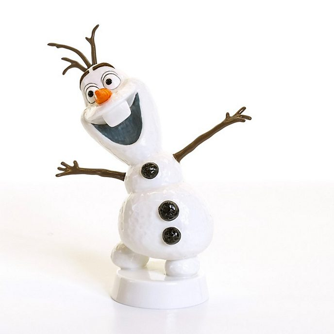English Ladies Co.Figurine Olaf en porcelaine fine, La Reine des Neiges
