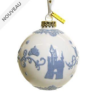 English Ladies Co. Boule Cendrillon blanche en porcelaine fine