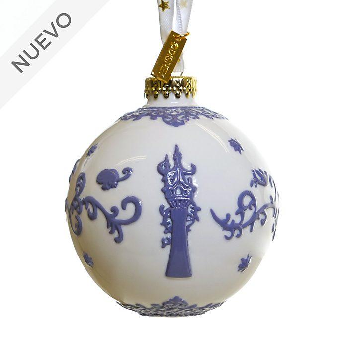 English Ladies Co. adorno colgante porcelana fina blanco Enredados