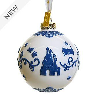 English Ladies Co. Snow White Fine China Hanging Ornament