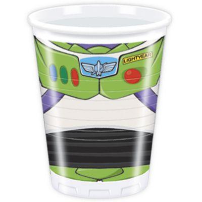 Bicchieri di carta Toy Story, confezione da 8