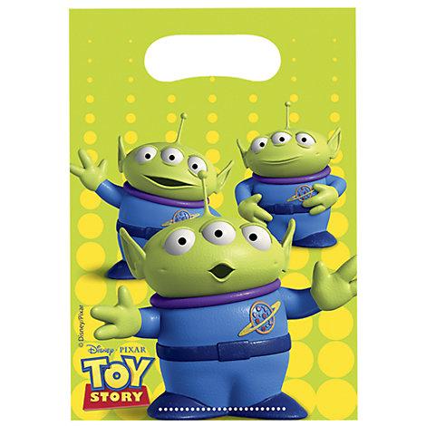 Toy Story poser til godter, pakke med 6 stk.