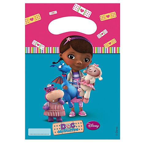 Doc McStuffins Spielzeugärztin - Partytüten, 6er-Pack