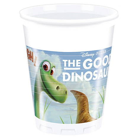 The Good Dinosaur Party Cups, Set of 8