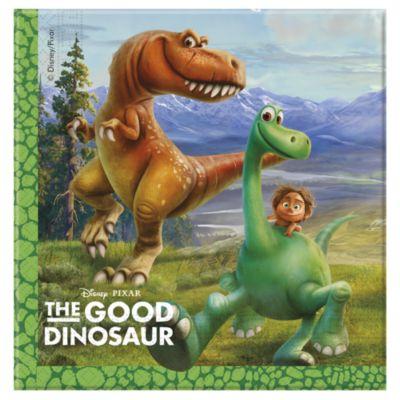 Den gode dinosaur festservietter, pakke med 20 stk.
