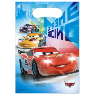 Disney Pixar Cars Party Bags, Pack of 6