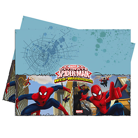 Spiderman bordsduk