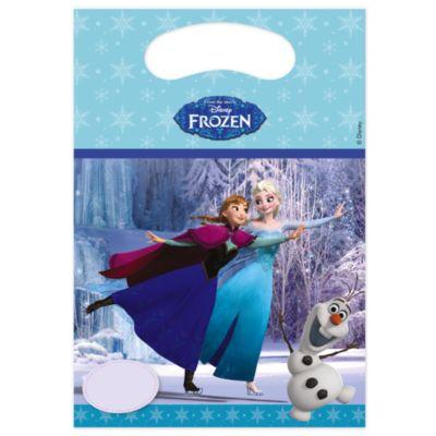 Die Eiskönigin - völlig unverfroren - Partytüten, 6er-Pack