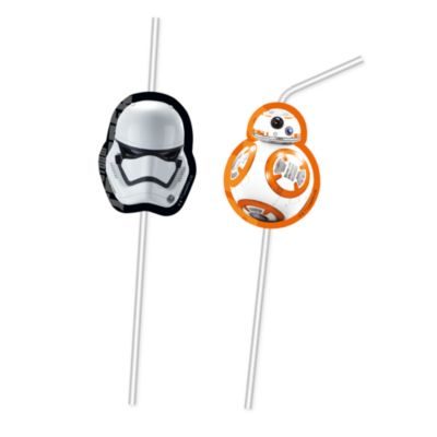 Star Wars: The Force Awakens Bendy Straws, Set of 6