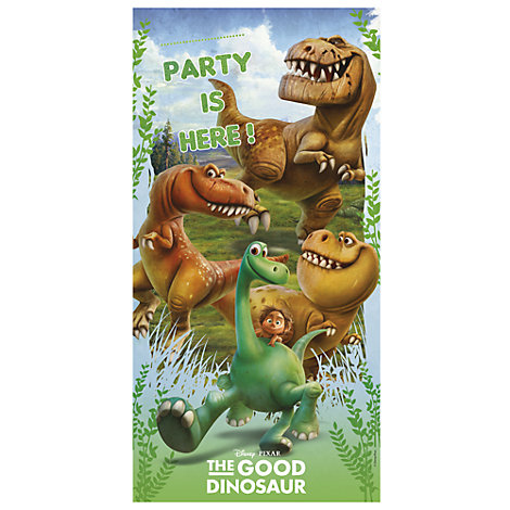 The Good Dinosaur Door Banner