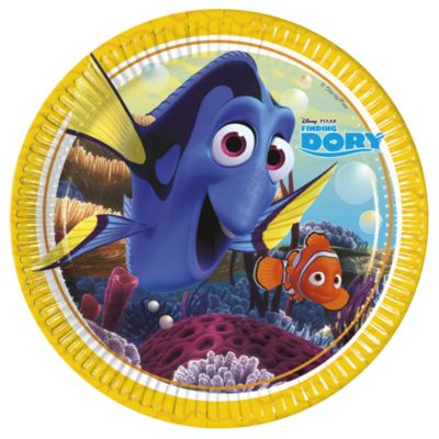 Finding Dory Party Plates, Set of 8