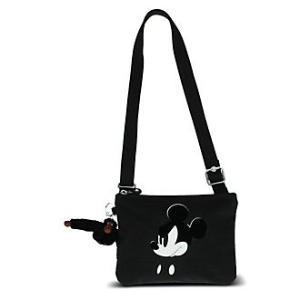 Kipling Mickey Mouse Black May Crossbody Bag