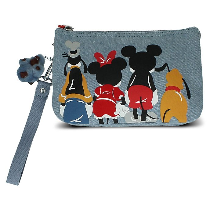 Kipling Mickey and Friends Creativity Pouch