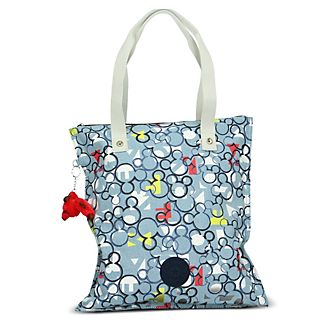 Kipling Mickey Mouse My Hip Hurray Tote Bag