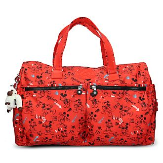 Kipling Mickey Mouse Itska Duffle Bag