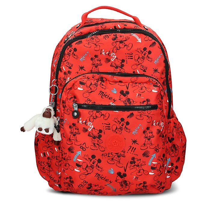 eeb4a8074f1 Kipling Mickey Mouse Seoul Go Backpack