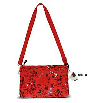 Kipling Mickey Mouse Red Riri Crossbody Bag