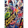 American Tourister maleta con ruedas mediana Marvel Comics