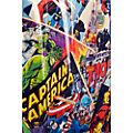 American Tourister Marvel Comics Large Rolling Luggage