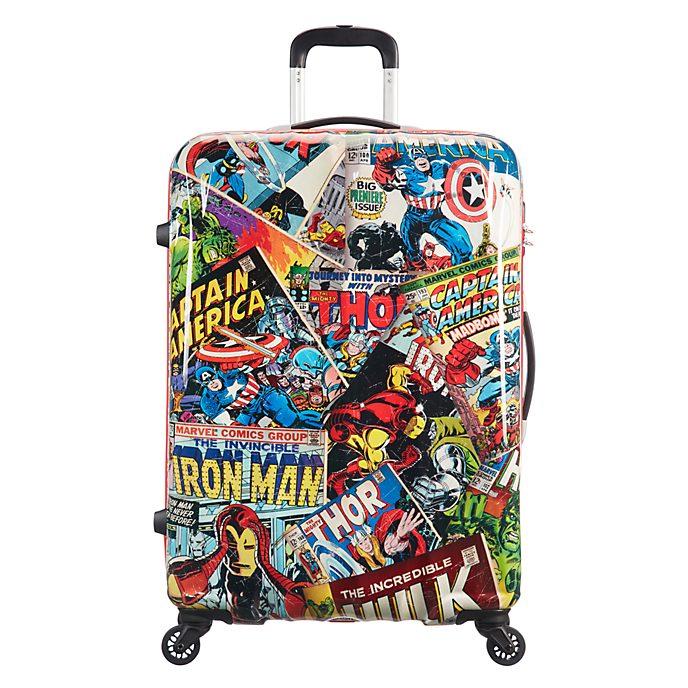 3169571d7 American Tourister maleta con ruedas grande Marvel Comics