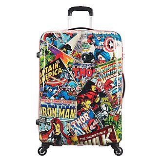 American Tourister maleta con ruedas grande Marvel Comics