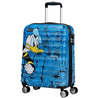 American Tourister Donald Duck Small Rolling Luggage