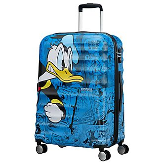 American Tourister Donald Duck Medium Rolling Luggage