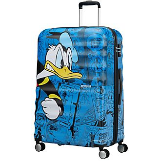 American Tourister Donald Duck Large Rolling Luggage