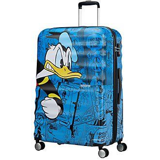 American Tourister maleta con ruedas grande pato Donald
