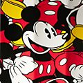 American Tourister - Micky Maus Comics - kleiner Trolley