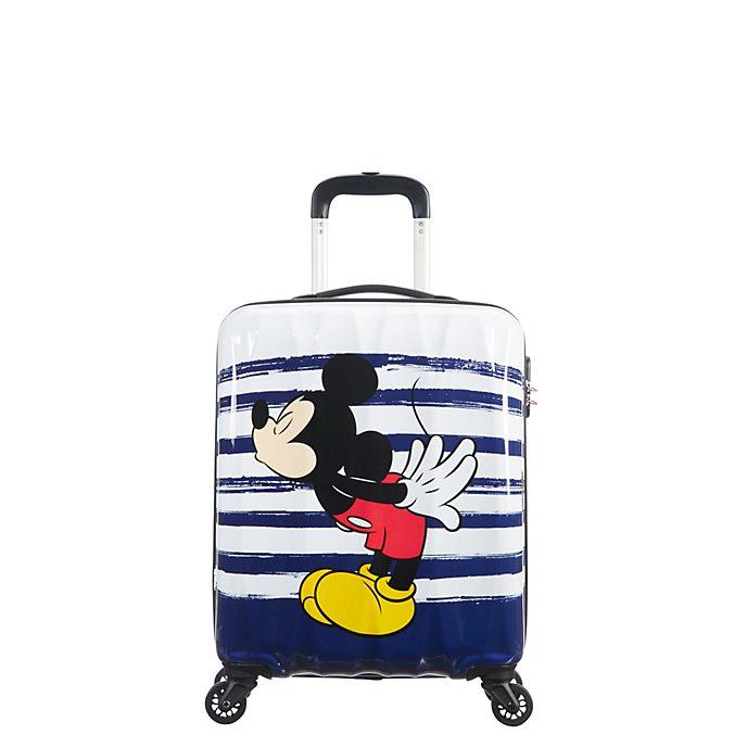 e65f1a26f American Tourister maleta con ruedas beso Mickey Mouse