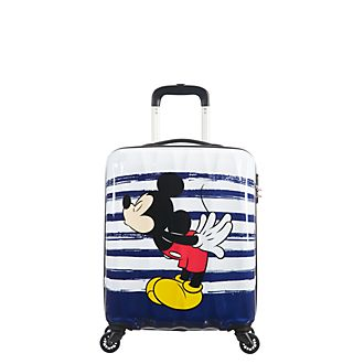 American Tourister Mickey Mouse Kiss Rolling Luggage