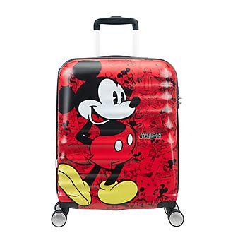 American Tourister maleta con ruedas pequeña Mickey Mouse