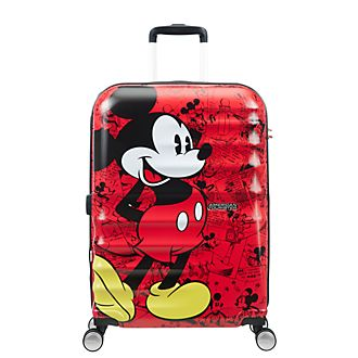 American Tourister Bagage à roulettes Mickey, moyen format