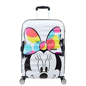 American Tourister - Minnie Maus - mittelgroßer Trolley