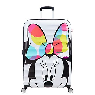 American Tourister Minnie Mouse Large Rolling Luggage