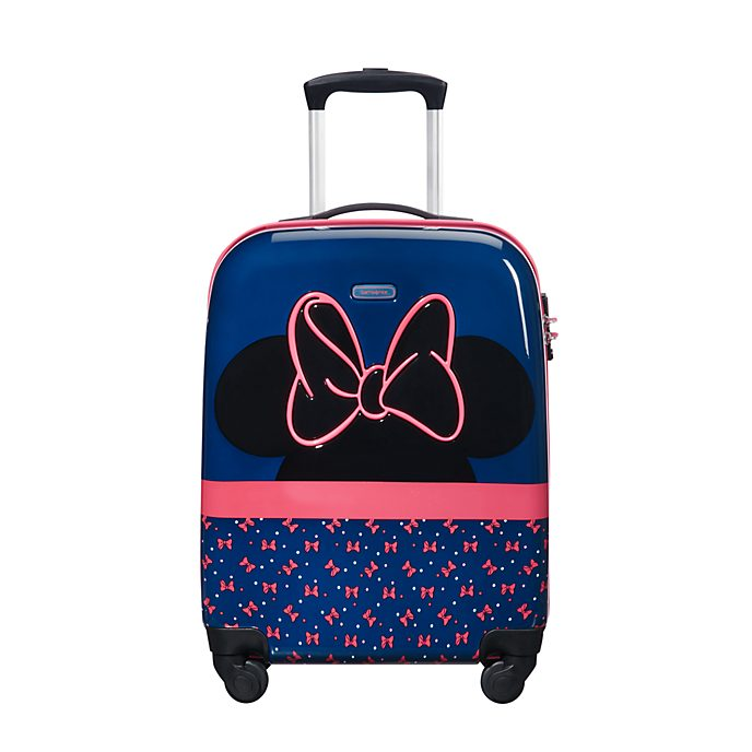Samsonite Minnie Mouse Small Rolling Luggage
