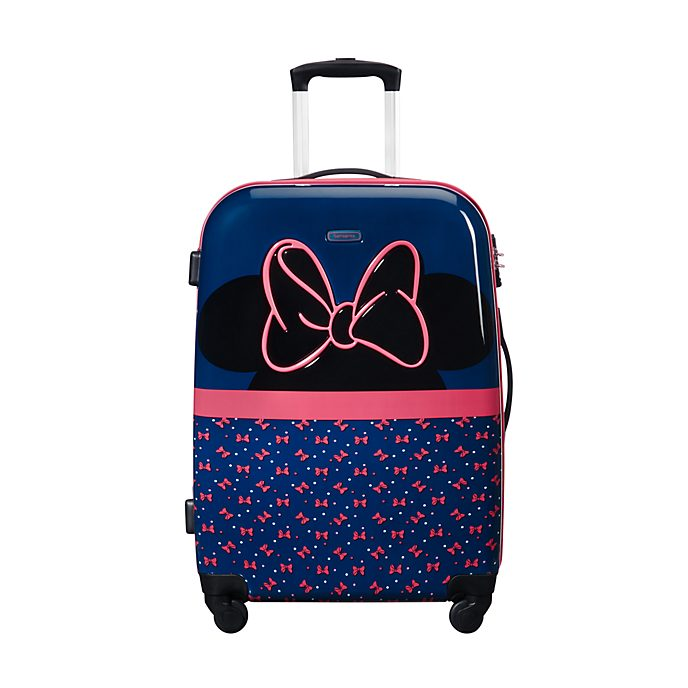 Samsonite Minnie Mouse Medium Rolling Luggage