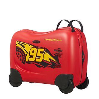 Samsonite - Disney Pixar Cars - Befahrbarer Koffer für Kinder