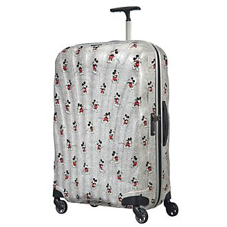 Samsonite Mickey: True Authentic Large Rolling Luggage