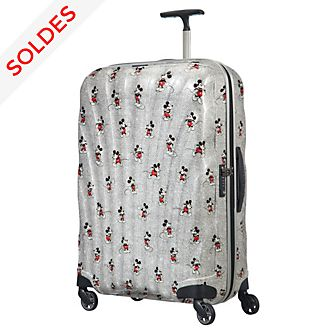 Samsonite Bagage à roulettes Mickey: True Authentic grand format