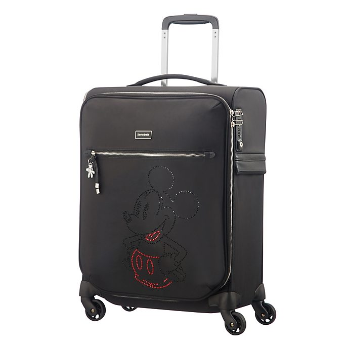 Samsonite Mickey: True Authentic Carry-On Suitcase
