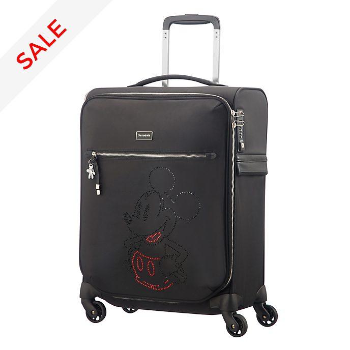 Samsonite Mickey: True Authentic Carry-On Suitcase