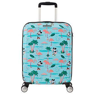 American Tourister - Minnie Maus - kleiner Flamingo-Trolley