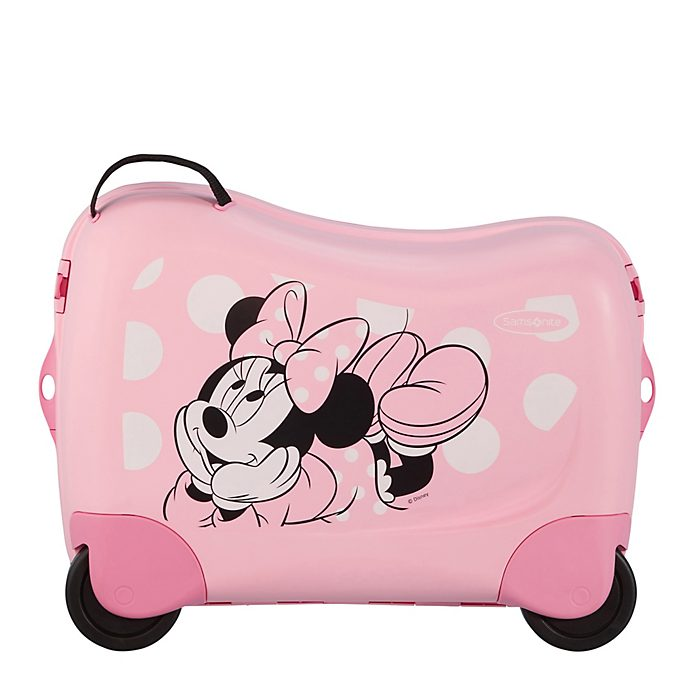 Samsonite Minnie Mouse Ride-On Suitcase For Kids