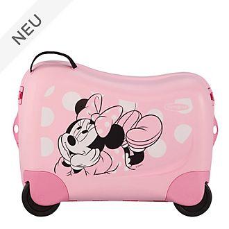 Samsonite - Minnie Maus - Befahrbarer Koffer für Kinder