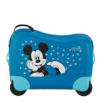 Samsonite Mickey Mouse Ride-On Suitcase For Kids