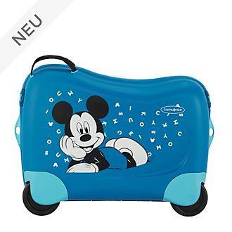 Samsonite - Micky Maus - Befahrbarer Koffer für Kinder