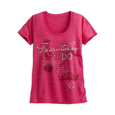 disney prinzessin dream t shirt f r damen. Black Bedroom Furniture Sets. Home Design Ideas